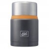 Termos obiadowy ESBIT FOOD JUG PLUS - DARK GREY/ ORANGE